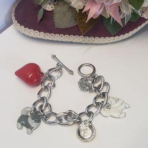 Jewelry - Unique CAT LOVER Charm Bracelet